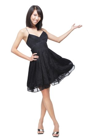 Dress Fashion on What  The Classic Little Black Dress As Your Budget Go To Piece For