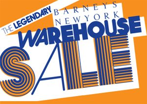 Barney's LA Warehouse Sale: Santa Monica, Feb 9th-Feb 20th