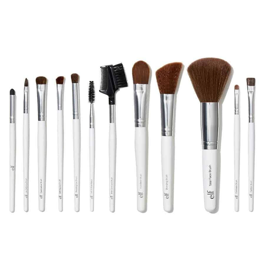 e.l.f. makeup brush set
