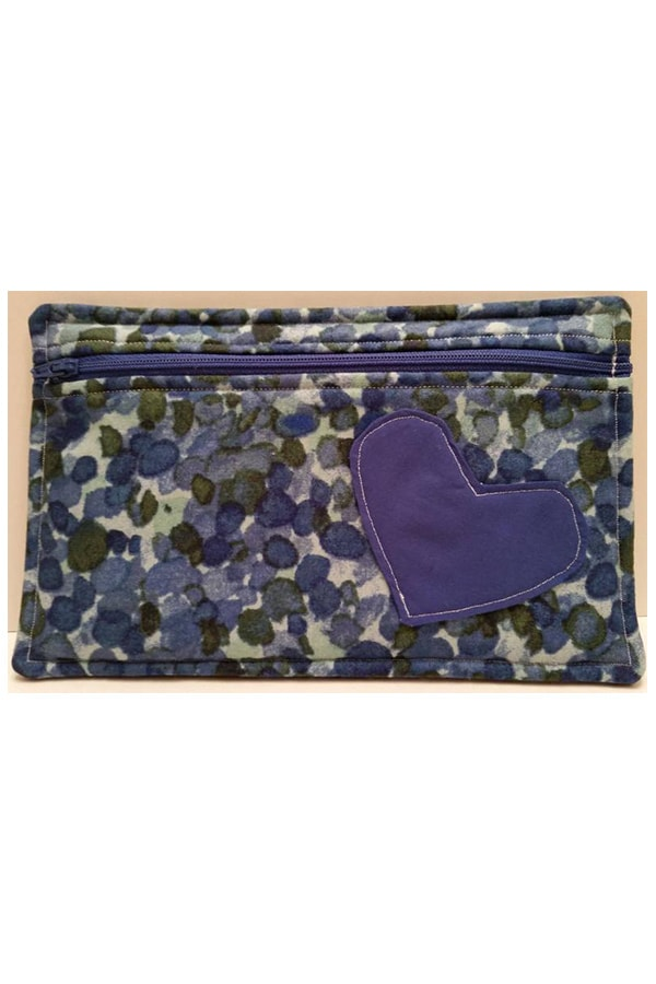 Insulated makeup bag by CleanPack on Etsy
