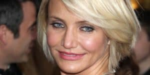Cameron Diaz - actress with deep set eyes