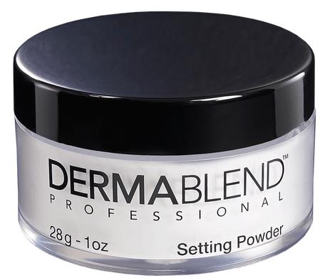 Dermablend makeup powder