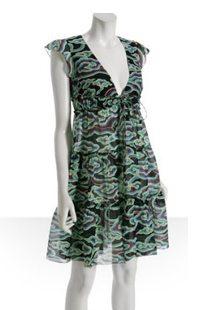 Bluefly dress