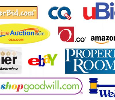 7 Top Online Auction Sites
