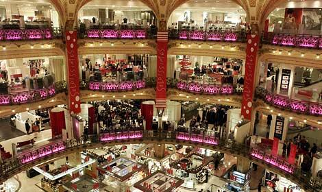 Paris Shopping Tips