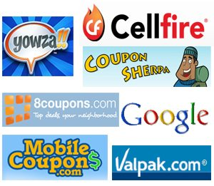 Top Mobile Coupon Sites