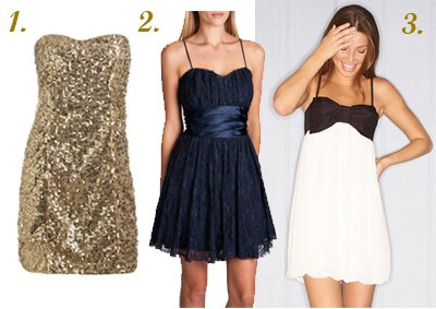 Top 5 New Year's Eve Dresses Under $50