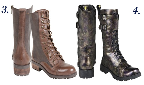 Awesome Combat Boots for Women Under $80