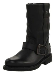 black women's work boots