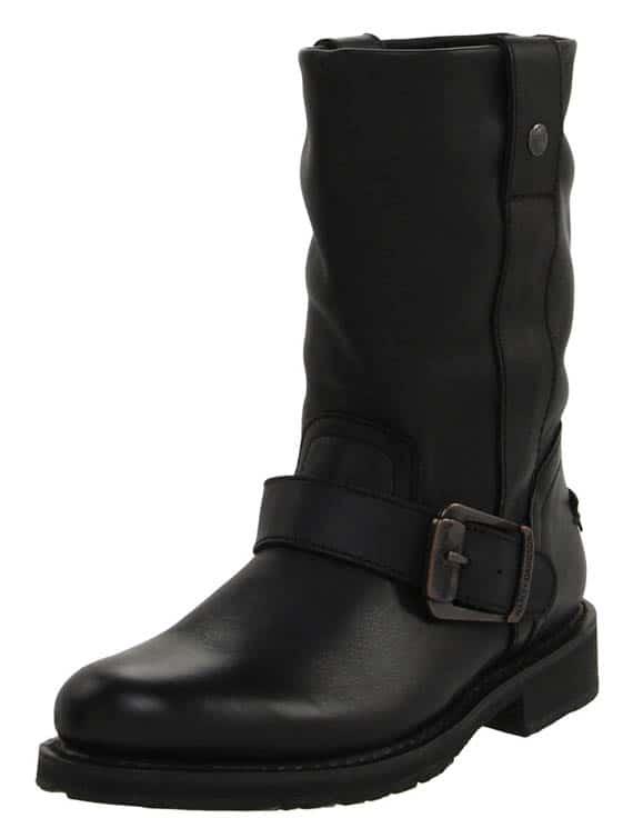 black women's work boots