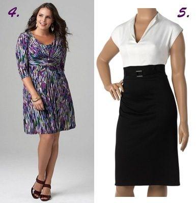 Plus Size Work Dresses
