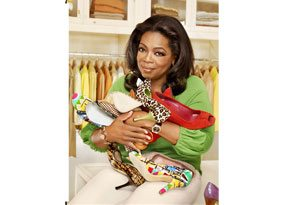 Buy Oprah's Secondhand Clothes on eBay