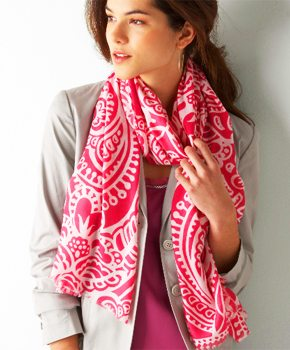 Spring Fashion 2010: Fashionable Scarves