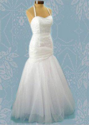 Fergie Wedding Dress