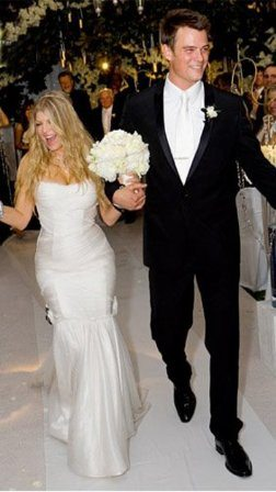 Fergie Wedding Dress