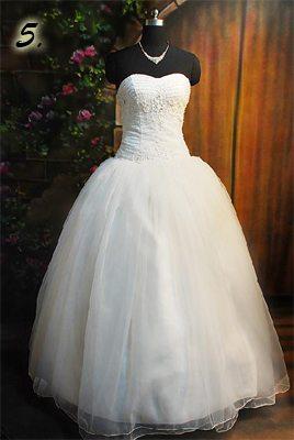 Plus Size Wedding Dresses