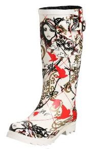 Hate Wet Feet? Free Overnight Shipping on RainBoots and More at Endless.com