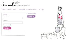Et tu DailyCandy? The Verdict on DC's New Sample Sale Site