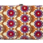 Xhilaration® Flower Clutch Wallet