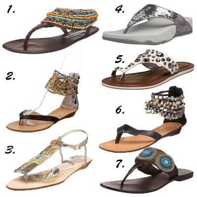Endless Sandals
