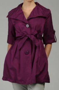 Need a Trench Coat? Find One for Under $100 at Overstock.com