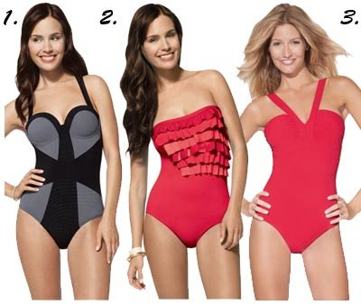 Spanx Swimsuits