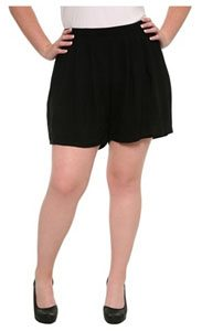 EVERY Girl Can Wear Short Shorts- Plus Size Spring Shorts