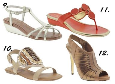 Small Sized Sandals