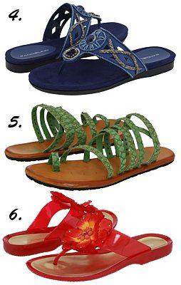 Zappos Summer Footwear
