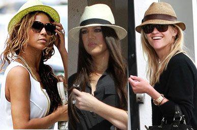 Trend Alert: Fedora Hats
