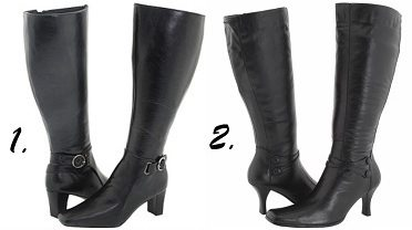 7 Stylish Wide Calf Boots at Zappos