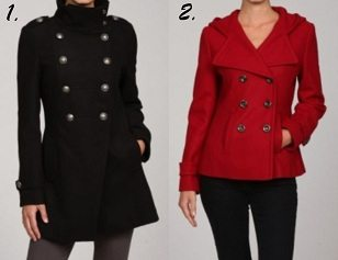 Fall-To-Winter Coats