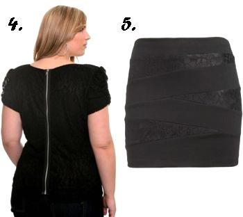 Black Lace Trend