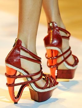 Christian Siriano for Payless Spring 11 Collection Unveiled at NY Fashion Week