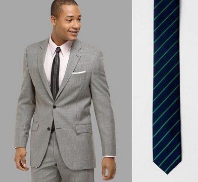 Suit, Necktie