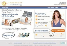 Fashion-Ade.com: Site Review