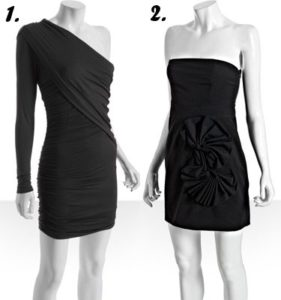 The Go-To Little Black Dress: Fab Discount Designer LBDs