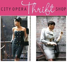 City Opera Thrift Shop's Annual Fall Vintage Event