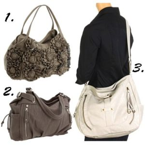 Put It In Neutral: Six Satchels