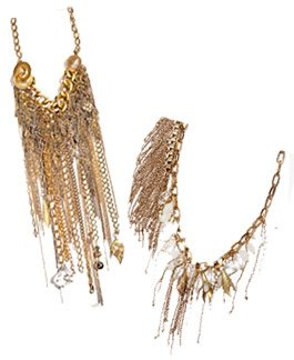 High Vs. Low: The Statement Necklace