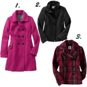 Buy Two, They're Cheap: Half Off Coats at Old Navy