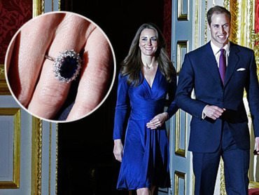 Get Kate's Engagement Ring for A Song