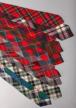 Guest Post: Top Five Plaid Ties For Fall 2010