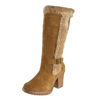 Shearling(ish) Boots We'd Snuggle Up To, At Endless.com