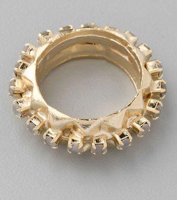 Rachel Leigh Stella Crystal Ring
