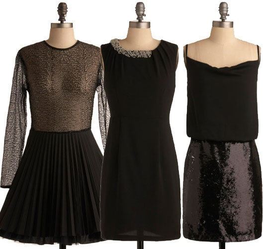 Little Black Dressess from ModColth
