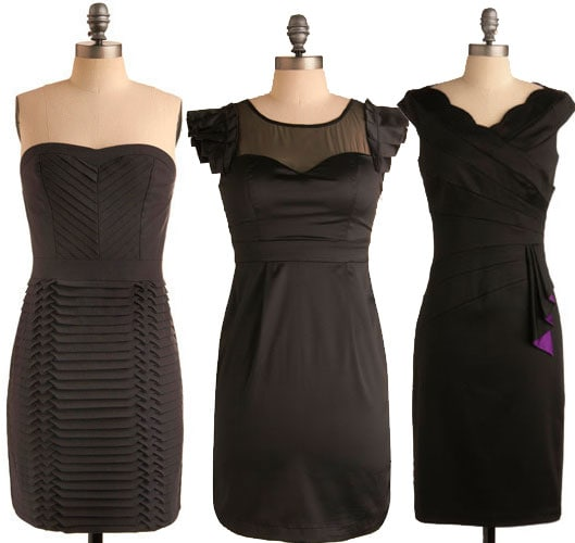 Little Black Dresses from ModCoth