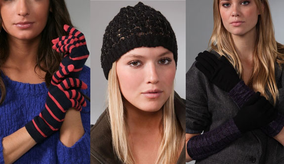 Marc by Marc Jacobs Winter Accessories