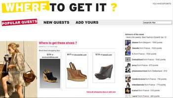 Where to Get it Site Review