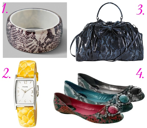 Spring 2011 Accessories